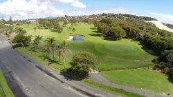 Position on the Forster Golf Course
